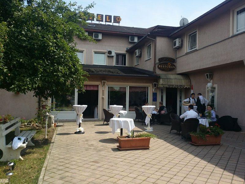 Hotel Galerija Zagreb