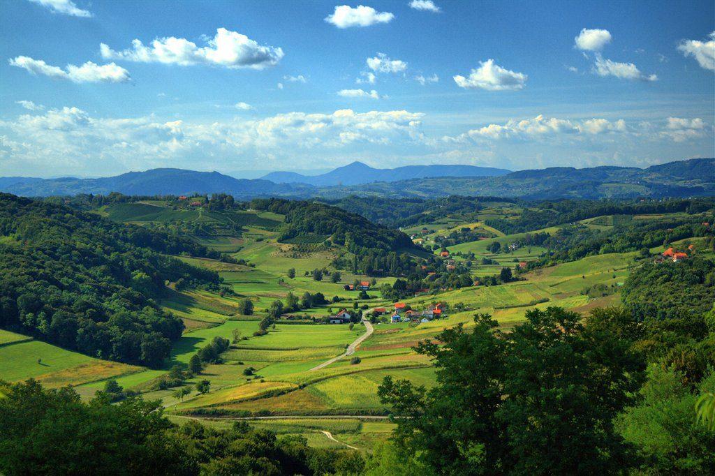 Kontinentalna Hrvatska