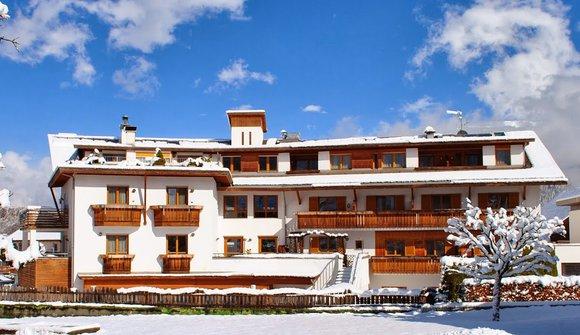Hotel Alp Cron Moarhof ***S